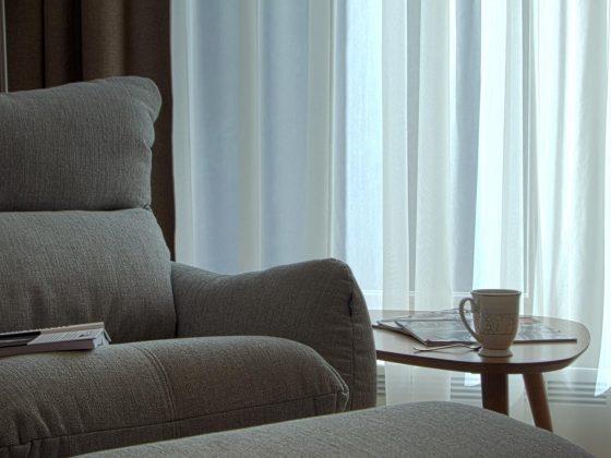 Apartamentai 'Nidos Namai' - standratinis kambarys